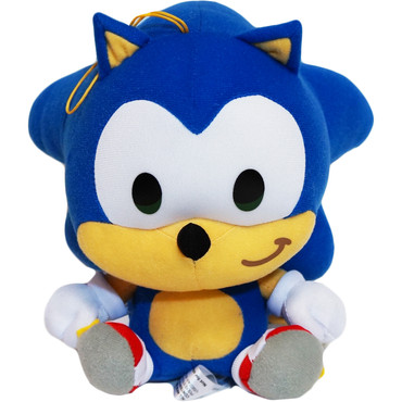 Sonic the Hedgehog: SD Sonic Sitting Plush
