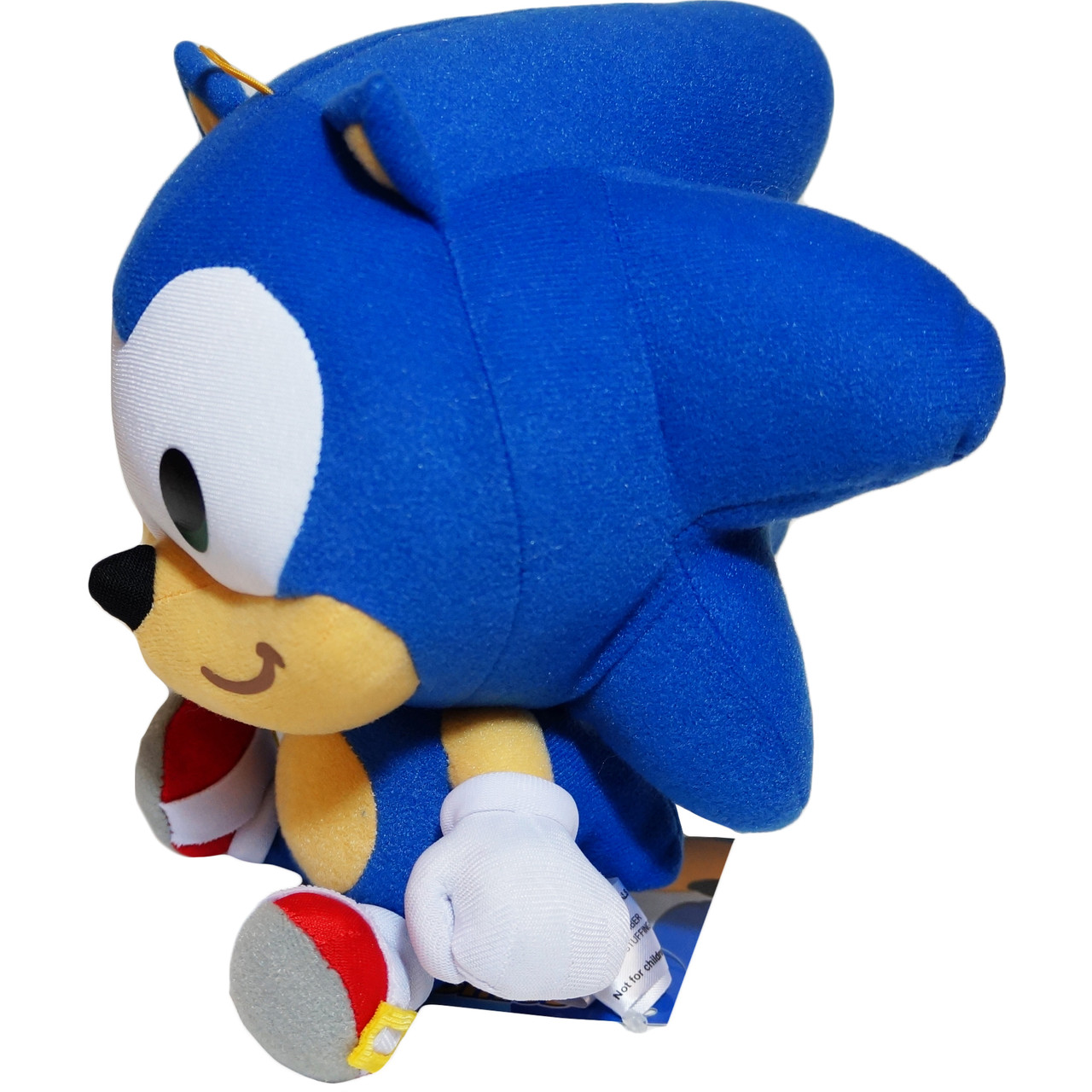 Sonic The Hedgehog Tails Ball Plush Circle Red