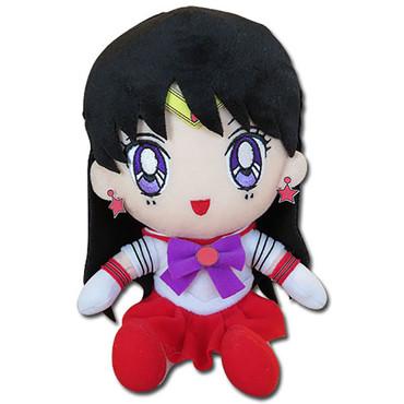 Sailor Moon: Sailor Mars Sitting Plush