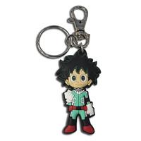 My Hero Academia: SD Izuku Midoriya Deku PVC Keychain