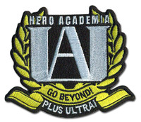 My Hero Academia: UA Go Beyond Plus Ultra Patch