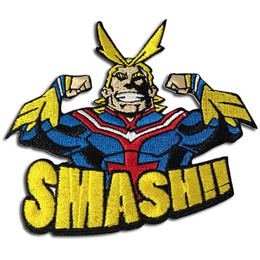 My Hero Academia: All Might SMASH!! Patch