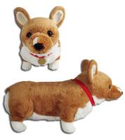 Cowboy Bebop Ein Data Dog Plush
