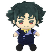 Cowboy Bebop Spike Sitting Plush