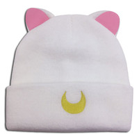 Sailor Moon: Artemis Cat Ear Fold Beanie Hat