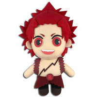 My Hero Academia: Eijiro Kirishima Hero Suit Costume Plush