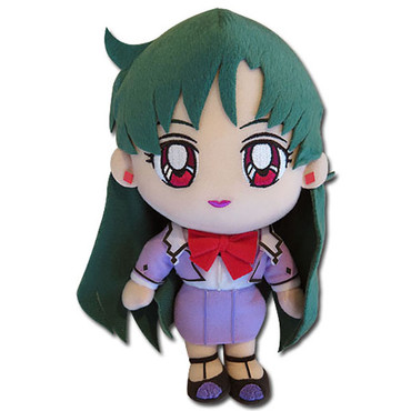 Sailor Moon S: Setsuna Sailor Pluto Uniform Plush