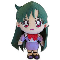 Sailor Moon S: Setsuna Sailor Pluto Uniform Plush