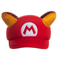 Nintendo: Super Mario Raccoon Cosplay Hat