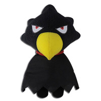 My Hero Academia: Fumikage Tokoyami Hero Suit Costume Plush