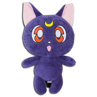 "Sailor Moon: Luna Guardian Cat 7"" Plush"