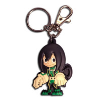 My Hero Academia: SD Tsuyu Asui Froppy Hero Suit PVC Keychain
