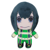 My Hero Academia: Tsuyu Asui Froppy Hero Suit Costume Plush