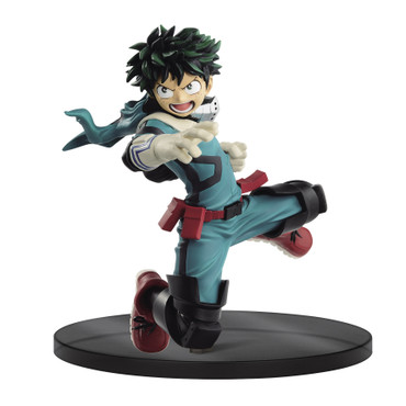 My Hero Academia The Amazing Heroes Vol. 10 Izuku Midoriya Figure
