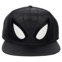 Marvel Spider-Man Suit Up Ballistic Nylon Snapback Cap Hat