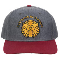 RWBY Huntsman in Training Pre-Curved Snapback Cap Hat