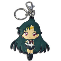 Sailor Moon S: SD Sailor Pluto PVC Keychain