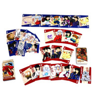 InuYasha Anime Group Playing Cards