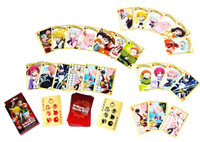 The Seven Deadly Sins Anime Group Playing Cards