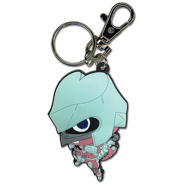 Jojo's Bizarre Adventure S3 Diamond Is Unbreakable SD Shining Diamond PVC Keychain