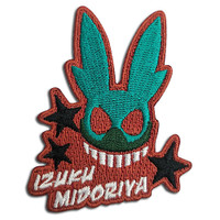 My Hero Academia: Izuku Midoriya Logo Style Patch