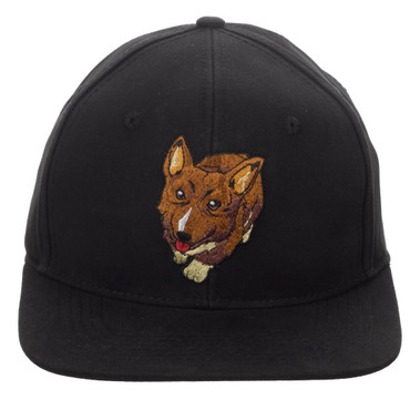 Cowboy Bebop: Ein Corgi Data Dog Snapback Cap Ha