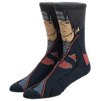 Naruto Shippuden: Itachi 360 Character Socks - One Pair