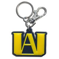 My Hero Academia: UA Logo PVC Keychain