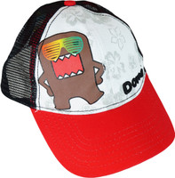 Domo-Kun: Domo with Shades Trucker Cap