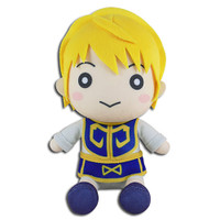 Hunter x Hunter: Kurapika Sitting Pose Plush