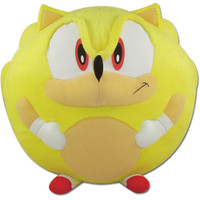 Sonic the Hedgehog: Super Sonic Ball Plush