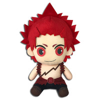 My Hero Academia: Eijiro Kirishima Hero Suit Costume Sitting Plush