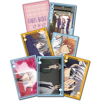 Fruits Basket Anime Screenshot Playing Cards