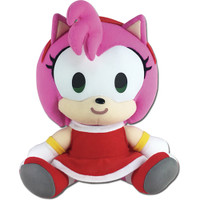 Sonic the Hedgehog: SD Amy Sitting Plush