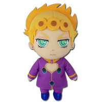 Jojo's Bizarre Adventure S4 Golden Wind SD Giorno Plush