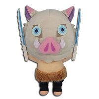 Demon Slayer Kimetsu no Yaiba Inosuke Boar Head Plush