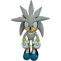 Sonic the Hedgehog: Silver Sonic 20-Inch Plush
