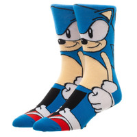 Sonic the Hedgehog: Sonic 360 Character Socks - One Pair