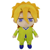 Jojo's Bizarre Adventure S4 Golden Wind SD Fugo Plush
