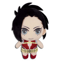 My Hero Academia S2 Momo Yaoyorozu Hero Suit Costume Plush
