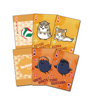 Haikyu!! S2 Anime SD Big Group Playing Cards
