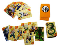 Dragon Ball Z: Goku Kanji Symbol Playing Cards