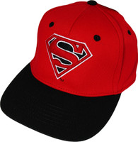 Superman: S-Shield Red Flex Fit Cap