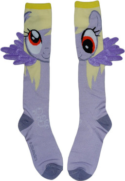 My Little Pony: Muffins Knee High Socks with Wings