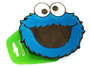 Sesame Street: Cookie Monster Belt Buckle