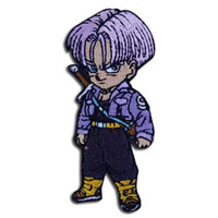 Dragon Ball Z: SD Trunks Patch