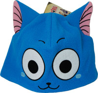 Fairy Tail: Happy Fleece Cosplay Cap