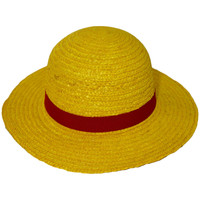One Piece: Luffy Straw Cosplay Hat
