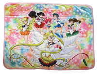 Sailor Moon Stars: Eternal Sailor Moon Group Sublimation Throw Blanket