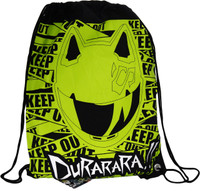 Durarara!! - Celty Keep Out Drawstring Bag